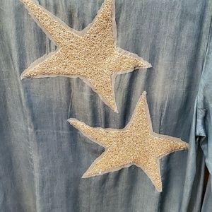 Soft Surroundings. Tencel denim Super Star